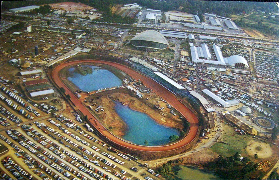 Raleigh State Fairgrounds Car Show