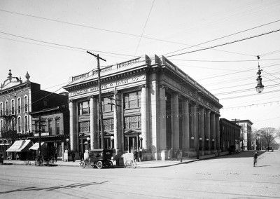 Raleigh Banking & Trust (NC State Archives photo)