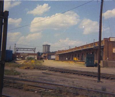 Depot - 1970s