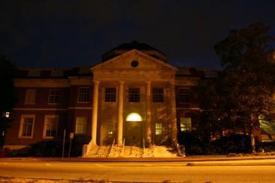 Brooks Hall - 4