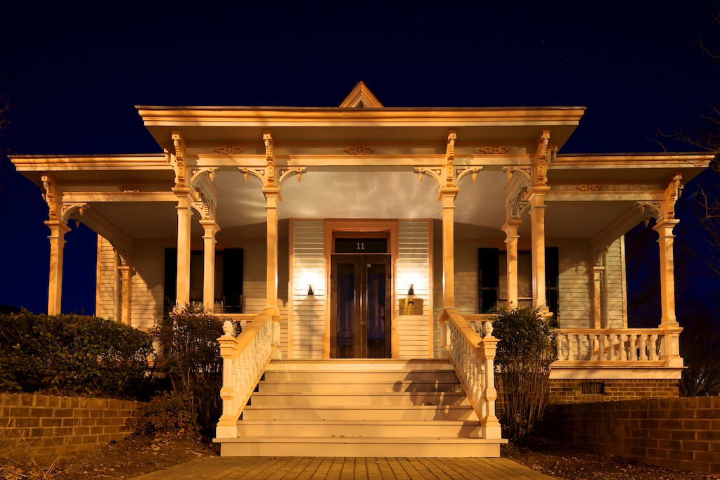 Goodnight raleigh a look at the art architecture 1890 home architecture