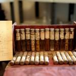 Dr. Pope's original medical kit