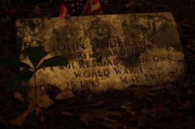 Oberlin Cemetery - 1