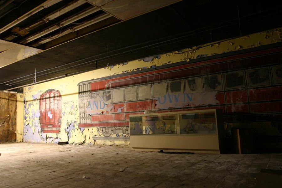 The Raleigh Underground A Lost Phenomenon